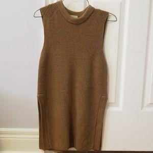 Wilfred Pamier Sleeveless Wool Sweater
